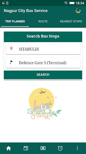 Nagpur City Bus Service 1.1.0 screenshots 1