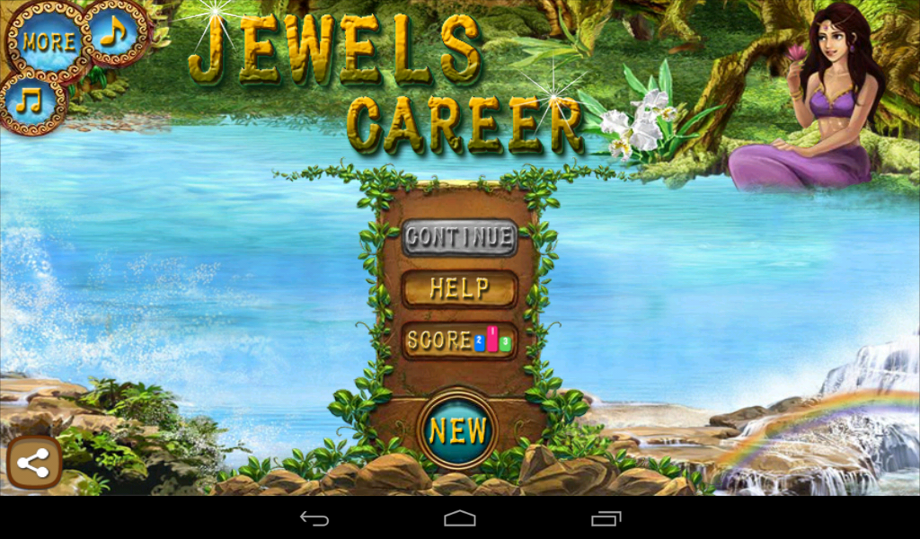 Jewels Career- screenshot