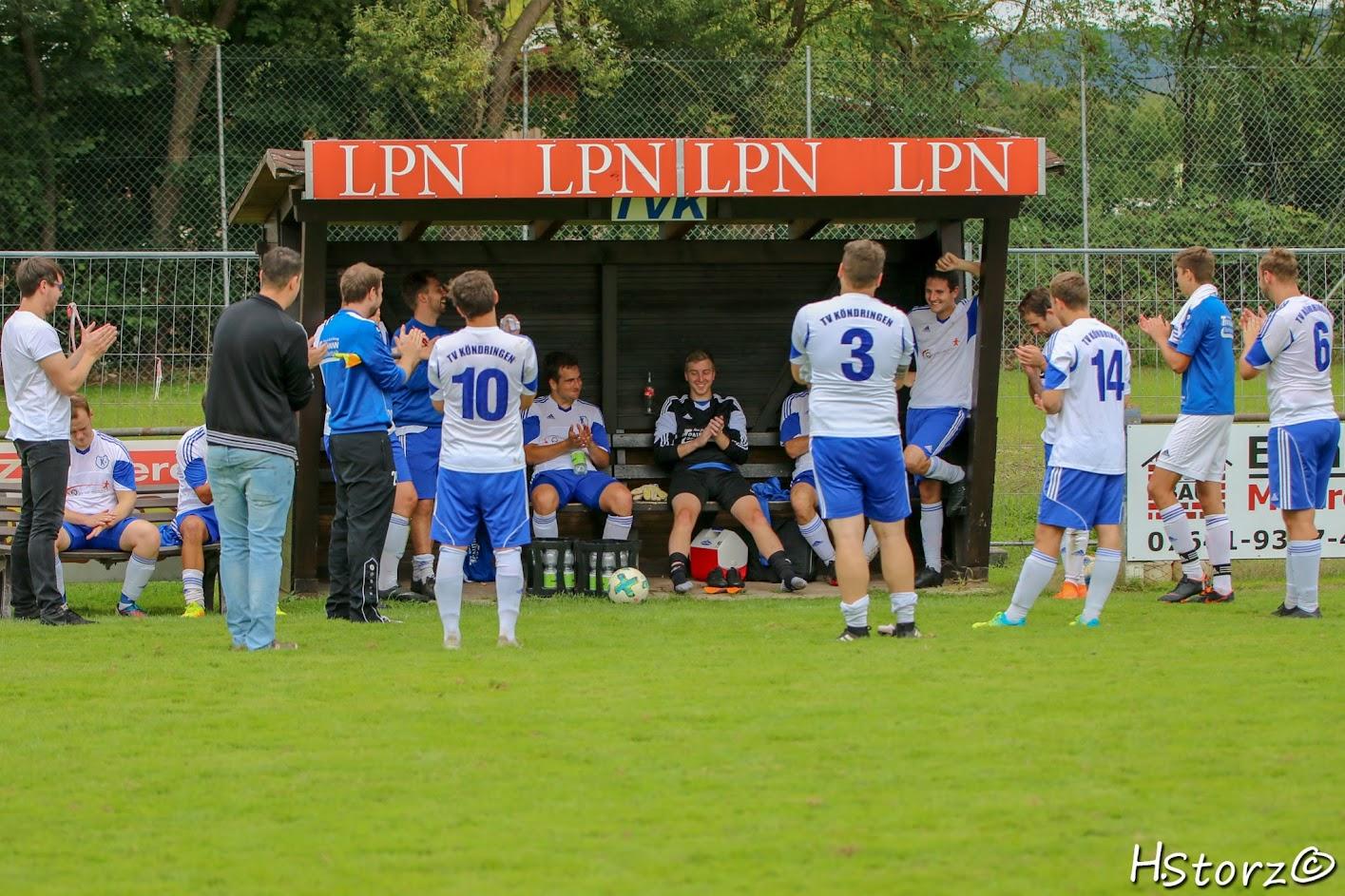 TVK II – FC Rimsingen   4:2  (1:0)