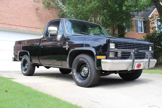 1983 Chevrolet C10 Silverado Hire GA 30341