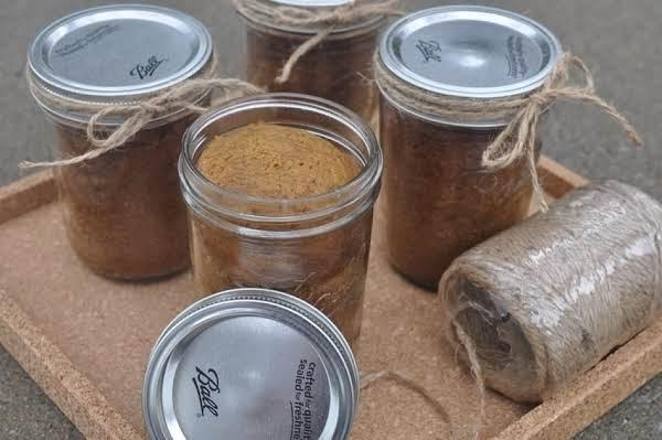 Pumpkin Bread In A Jar