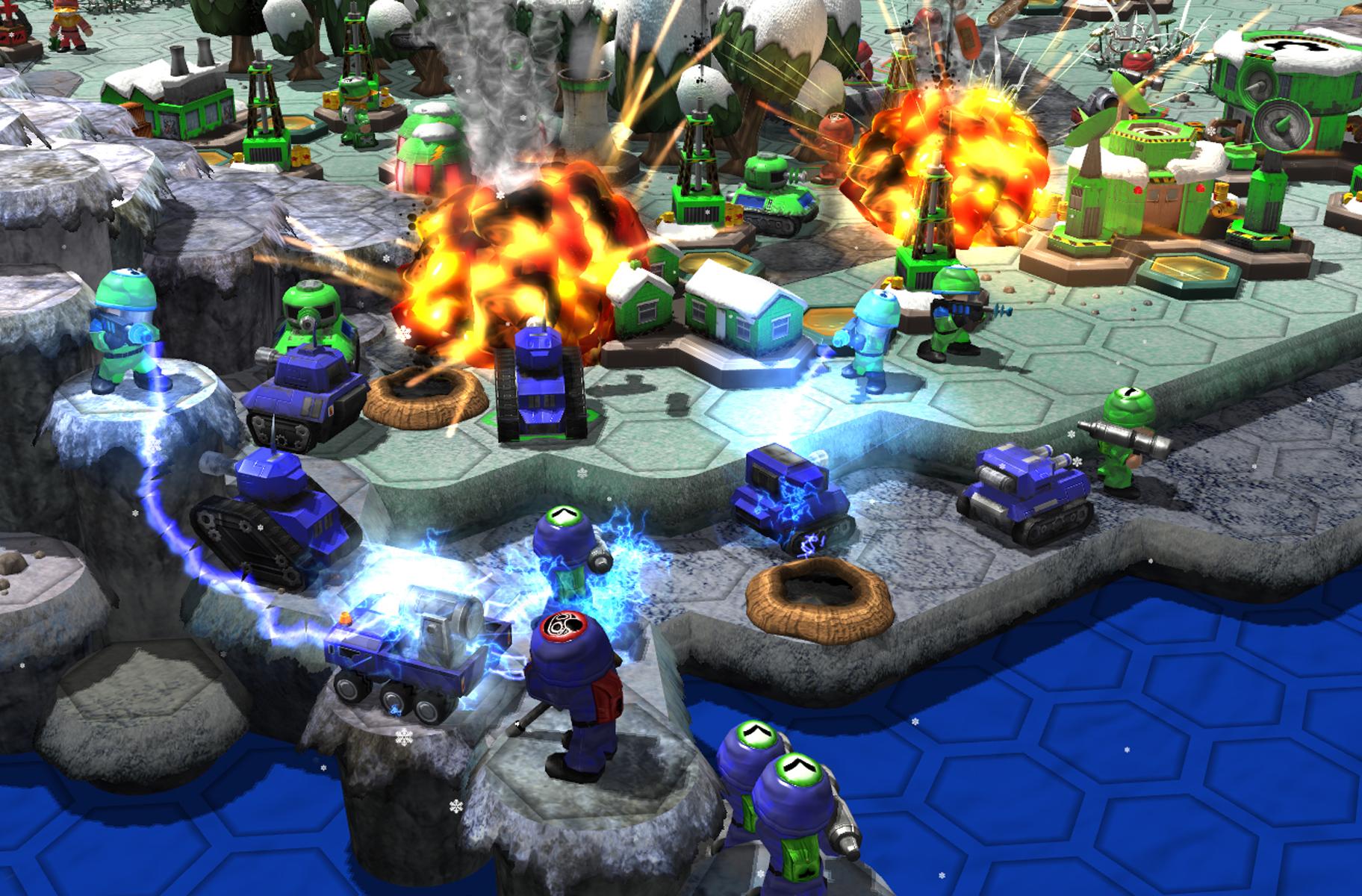 Epic Little War Game screenshot #7