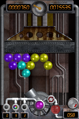 Bubble Shooter MACHINE - screenshot