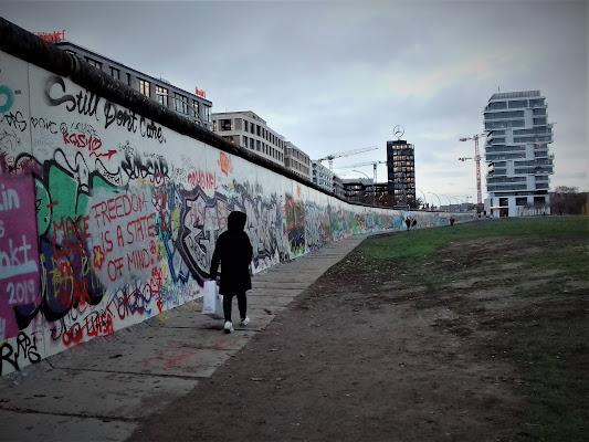 Berlino, quel che resta del muro... di pattylane