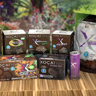"Nugget for Health with ""Xocai Healthy Chocolate""."