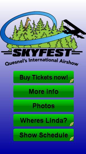 Quesnel Skyfest