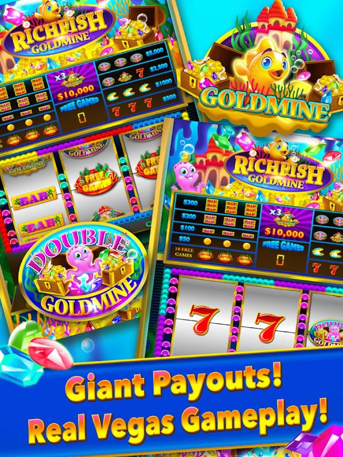 Rich fish gold mine las vegas slot slots big win for Fish casino slot