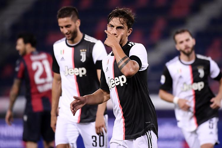 Sans briller, la Juventus peut faire le trou