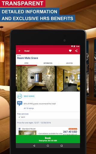Hotel Search HRS (New) 8.20.1 screenshots 13