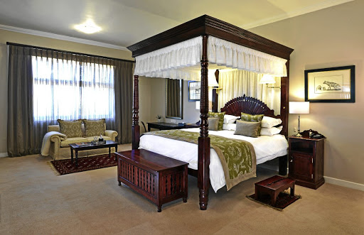 Founders Lodge guest numbers are restricted to 12 in six suites, the service is personable. Picture: VIVID LUXURY