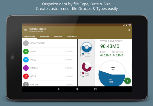 Storage Analyzer & Disk Usage 4.1.0.9 Screenshots 14