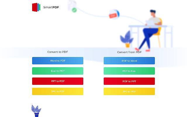 SmartPDF - PDF Converter Tool
