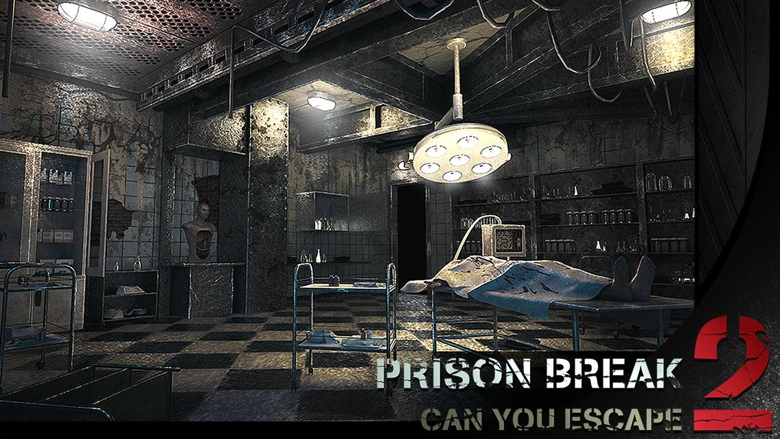 Screenshots of Can you escape:Prison Break 2 for iPhone