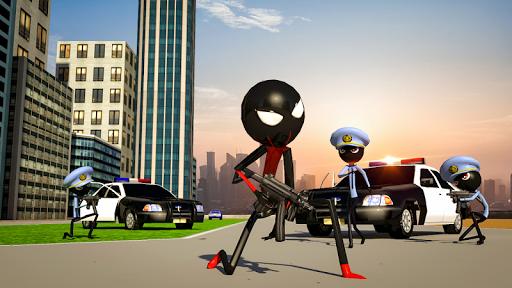 Spider Stickman Games : Las Vegas City Gangster screenshots apkspray 4