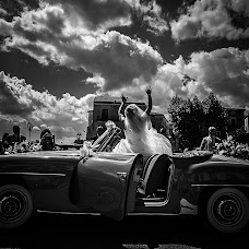 Wedding photographer Lucia Cavallo (fotogm). Photo of 13.05.2016