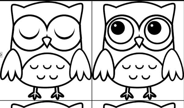 Burung Hantu Mewarnai Buku Apk 01 Permainan Pendidikan Gratis