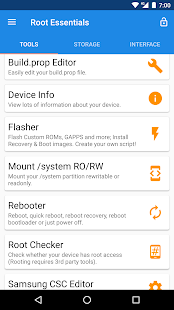 Root Essentials- screenshot thumbnail