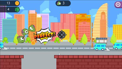 Monster Run: Jump Or Die apkdebit screenshots 5