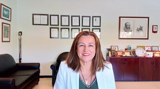 María del Carmen Castillo, actual delegada provincial de Educación.