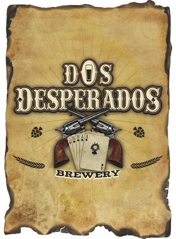 Logo of Dos Desperados Rebel Red IPA