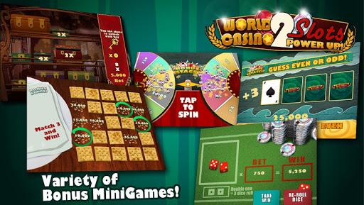 Slots Power Up 2 World Casino 2.24 screenshots {n} 2