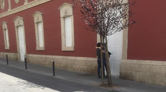 Almería en los tiempos del  Covid-19 (III): Amores furtivos