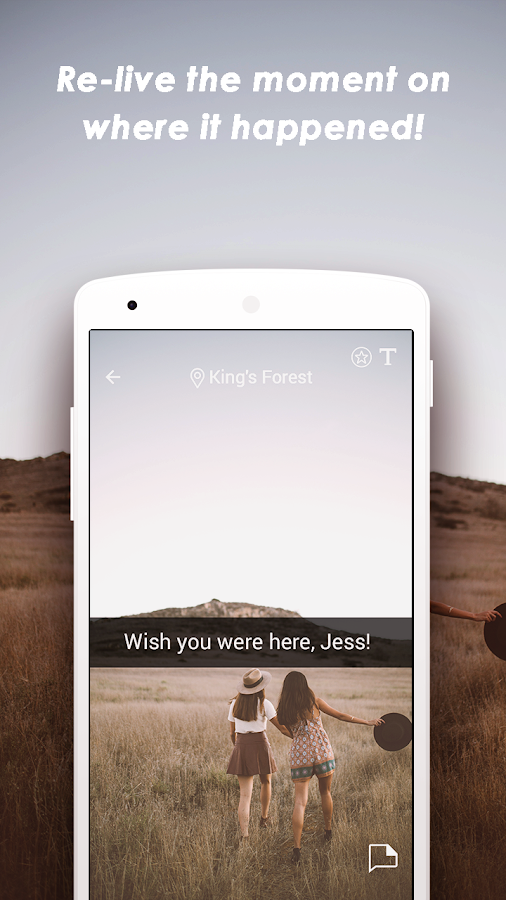 RUSH - to your nearby stories- screenshot