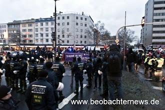 Photo: Versammlungsfreiheit in Deutschland