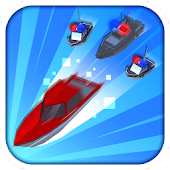 Getaway: Boat chase!