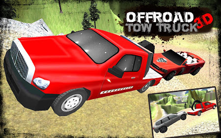 Offroad Tow Truck 1.0.1 screenshot 63286