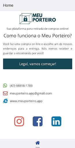 Meu Porteiro 1.0.4 screenshots 1