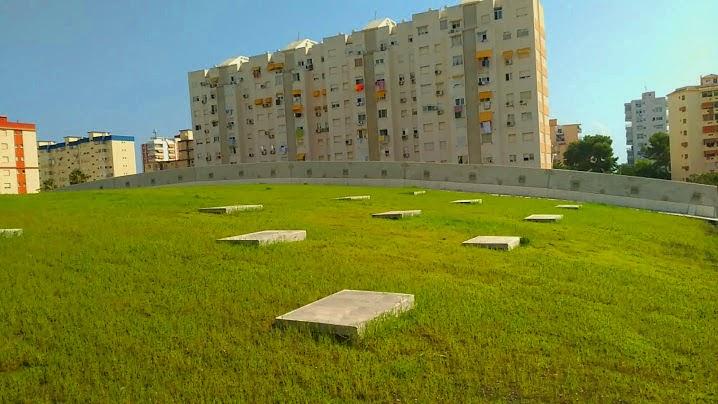 Cubierta vegetal en Valencia