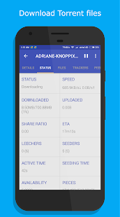 Download Manager: Download Audio/Video/Torrent - náhled