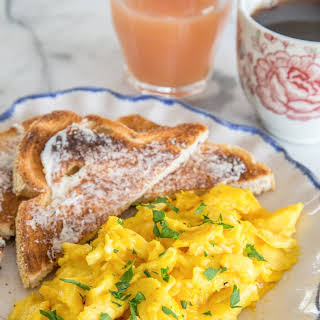 Seasoning Scrambled Eggs Recipes.