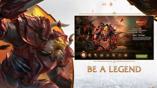 Era of Legends - Fantasy MMORPG in your mobile 1.0.10 APK MOD screenshots 1