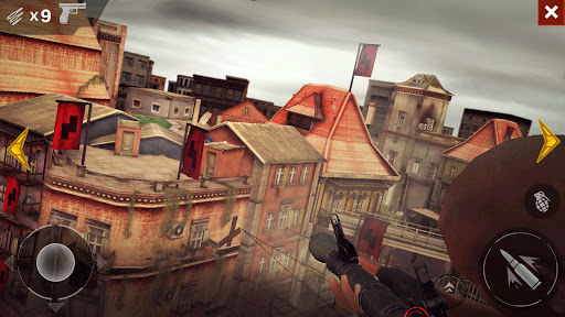 Black Battlefield Ops: Gunship Sniper Shooting 1.1.3 screenshots 3