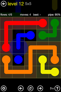 play Flow Free on pc & mac