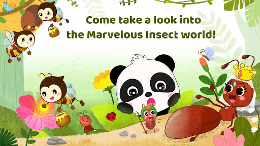 Little Panda's Insect World - Bee & Ant  screenshots 11