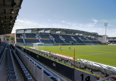 Le KV Ostende en conflit avec Versluys le sponsor du stade