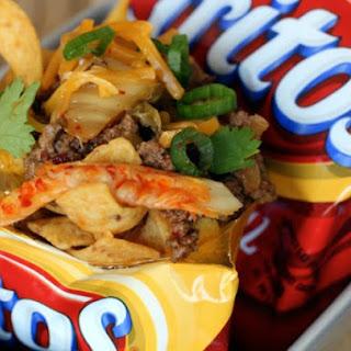 Kimchi Frito Pie.