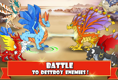 Dragon Battle 3