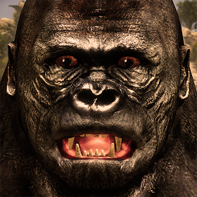 Ultimate Gorilla Simulator