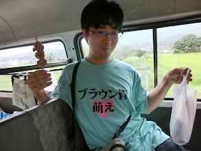 Photo: 本日の油圧Tシャツ