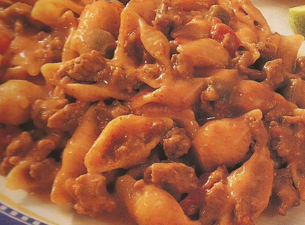 Spicy Salsa Mack & Beef Recipe