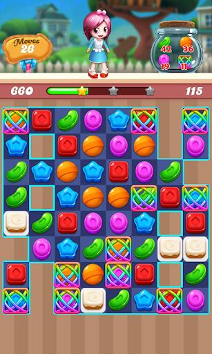 Yummy Candy Story 0.0.0004 screenshots 1