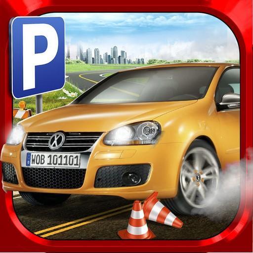 Racing Road Parking (game)