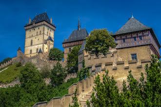 Photo: Karlštejn Castle - Czech Republic  #castlesparkssunday curator +Christian Gruner