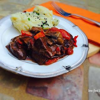 Rustic Italian Beef Stew