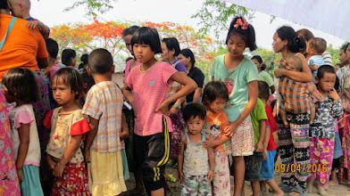 Photo: Lahu village, Huay Nam Dip, Chai Prakan District