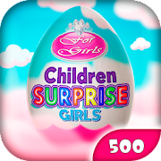 Game Surprise Eggs: Free Game for Girls APK for Windows Phone